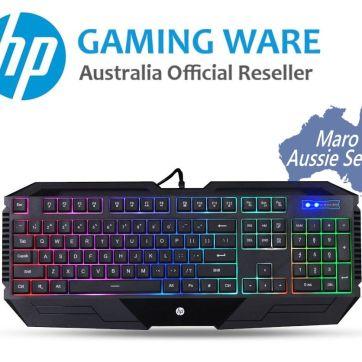 HP K110 Gaming Keyboard