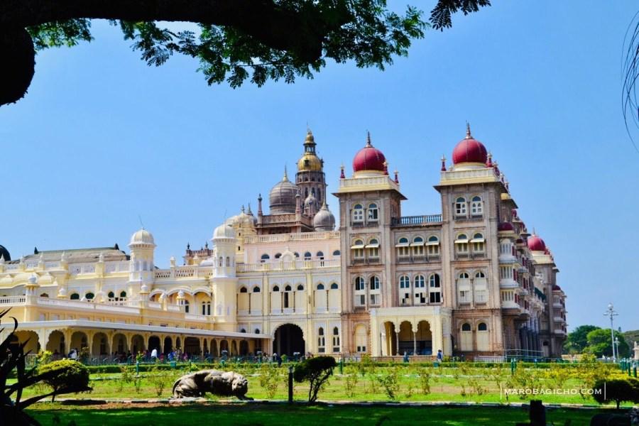 mysore palace karnataka