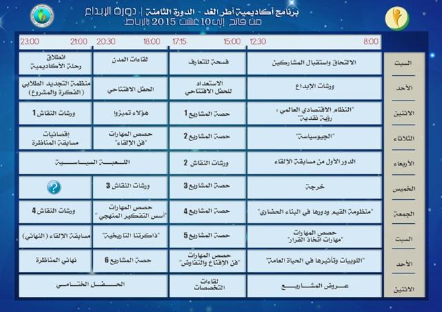 programme (2) g