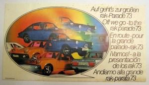 Marklin RAK 1973