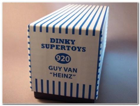 Atlas Dinky 920 Box