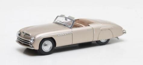 MX40102-061 Alfa Romeo 6C Pininfarina gold metallic 1946 July