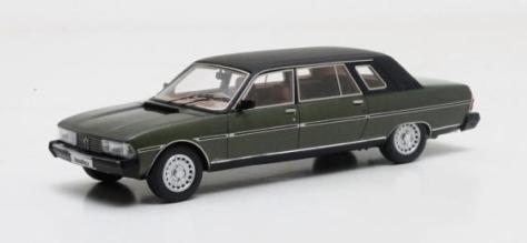 MX41604-011 Peugeot 604 Heuliez green metallic 1980