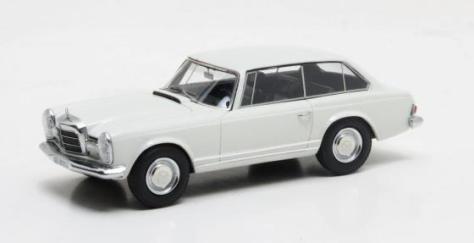 MX51302-011 Mercedes-Benz 230SLX Frua Combi white 1962