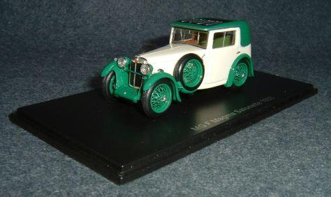 1933 MG F Magma Salonette #2
