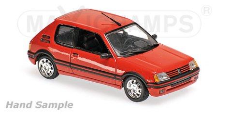 peugeot-205-gti-1990-red