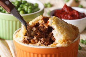 World Famous Beef and Beer Pie