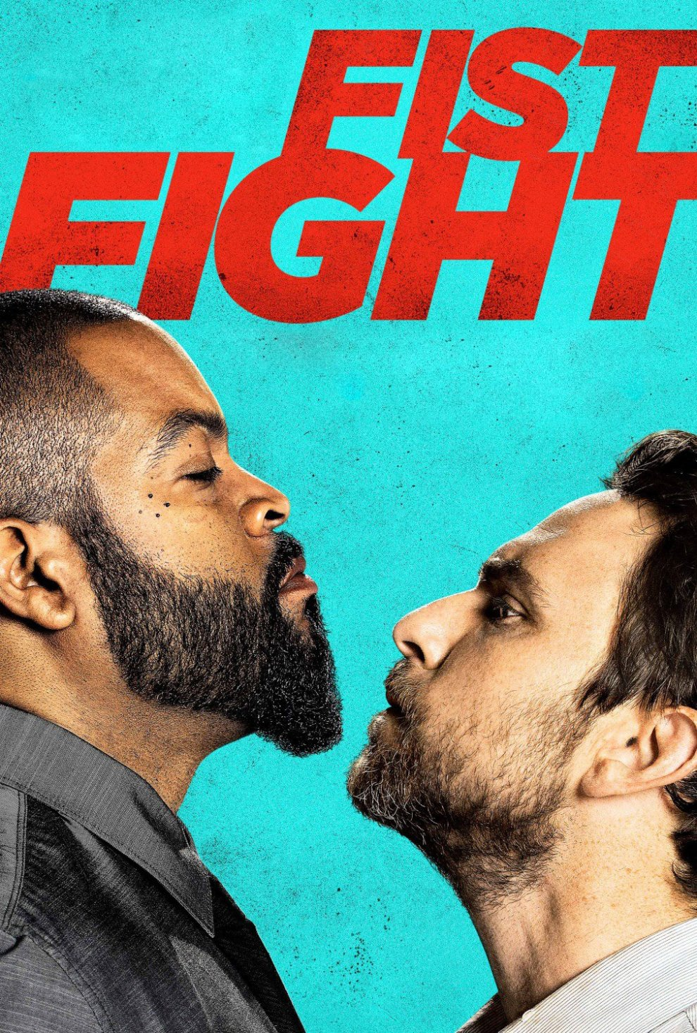 "Poster for the movie ""Fist Fight"""