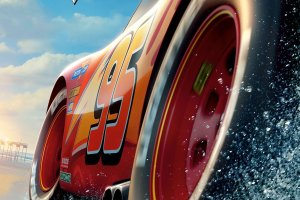 """Poster for the movie """"Cars 3"""""""