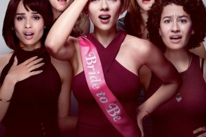 """Poster for the movie """"Rough Night"""""""