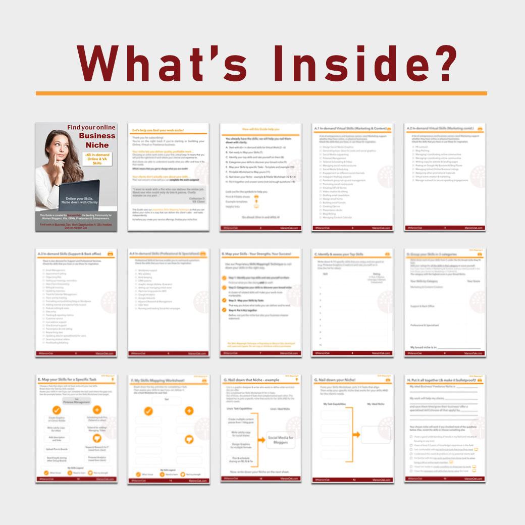 Online Business Niche Guide