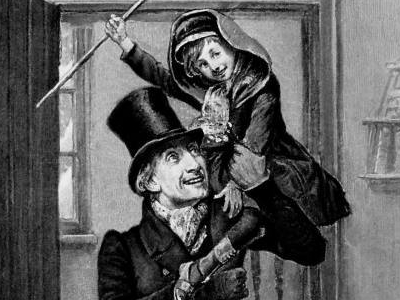 Image result for dickens tiny tim pictures