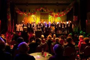Uitroeping 86e stadsprins @ Circustent van het Limburgs kerstcircus