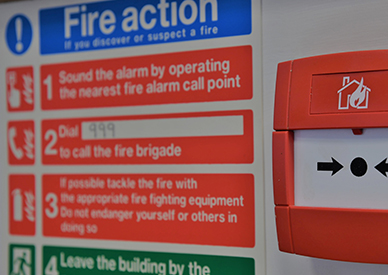 Fire Call Point