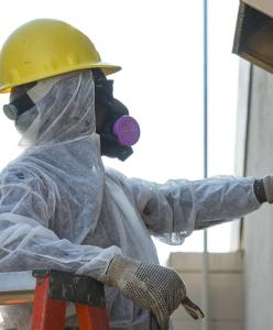 So, You Think You've Found An Asbestos Containing Material: What Now?