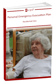 Personal Emergency Evacuation Plan For Residential Care