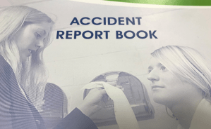 Do I need to have an Accident Report Book