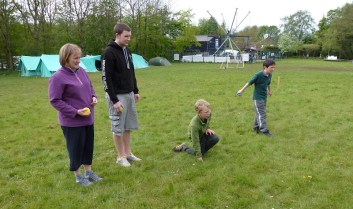 District Cub Camp