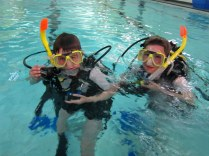 Derby Cubs Scuba Diving