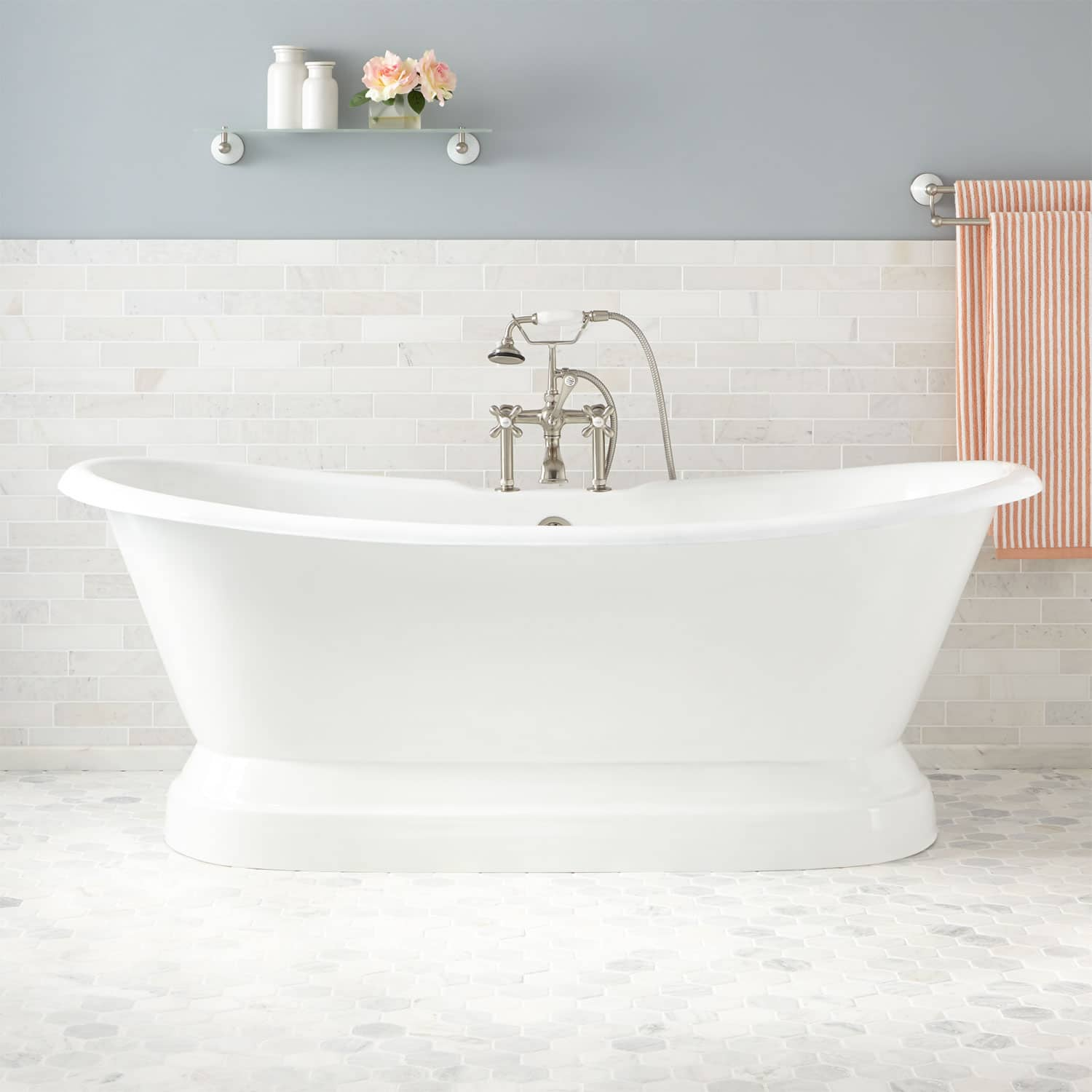 Roundup Freestanding Bathtubs  Marqet Group