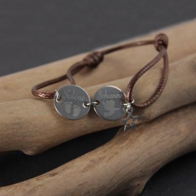 Bracelet personnalisé Addison