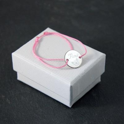 Bracelet enfant personnalisé Ana