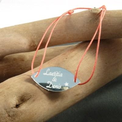 Bracelet personnalisé Eliza