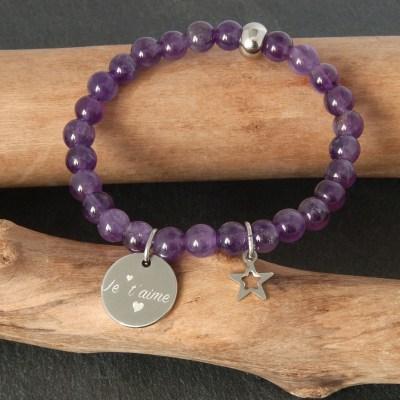 Bracelet personnalisé Sadie