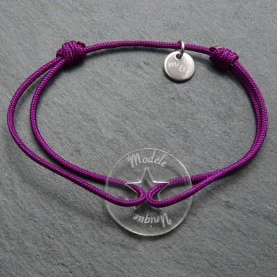 Bracelet personnalisé Angelina