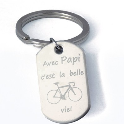 Porte-clés Papi