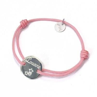 Bracelet enfant personnalisé Haven