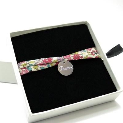 Bracelet personnalisé Alice