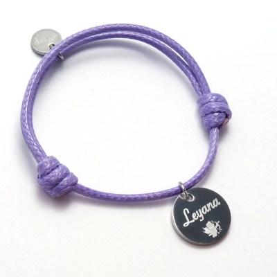 Bracelet enfant personnalisé Summer