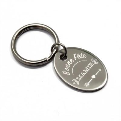 Porte-clés «Bonne fête MAMIE»