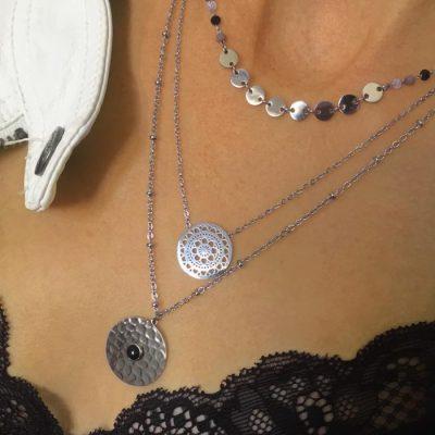 Collier pendentif Anita