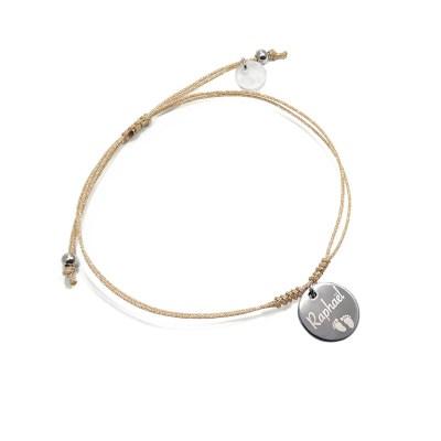 Bracelet personnalisé Julie