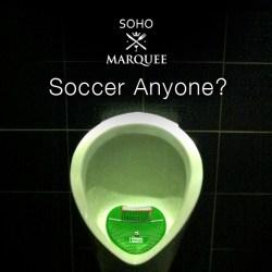 "SOHO X MARQUEE ""Soccer, Anyone?"""