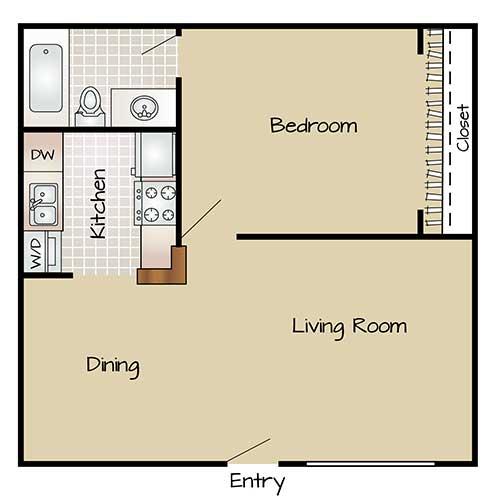 2 Bedroom 1 Bathroom Apartments Savae Org