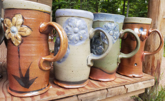 ryan-dalman-wood-fired-pottery-mugs-photo