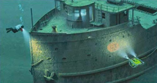 We're Holding Our Own: Tale From The SS Edmund Fitzgerald ...