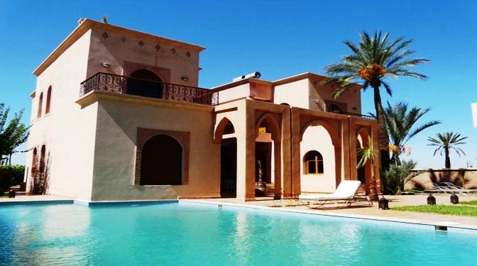 marrakesh opportunityVente villa avec piscine pas cher