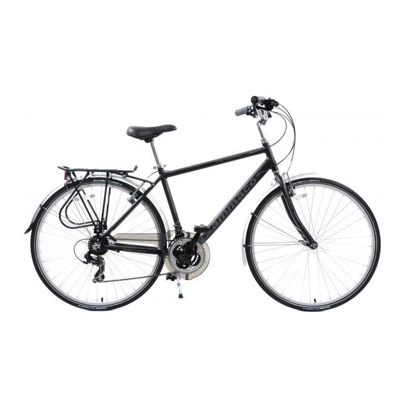 part of a hybrid bike