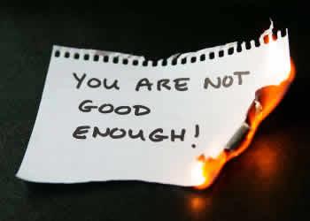 Image result for negative self esteem