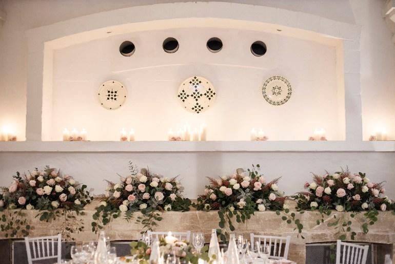 Winter wedding-cipria e argento