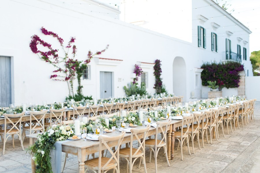 wedding-flower-design-dinner-table