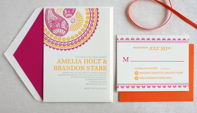 Modern Indian Wedding Invitations Uk Popular Wedding Invitation 2017