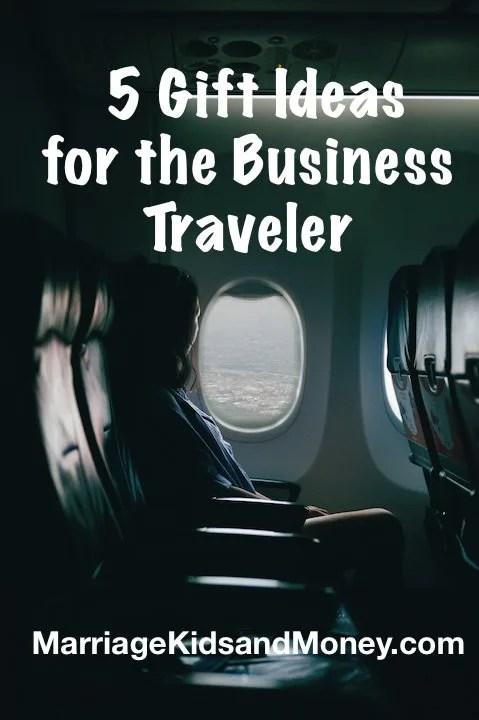 5 Gift Ideas for the Business Traveler