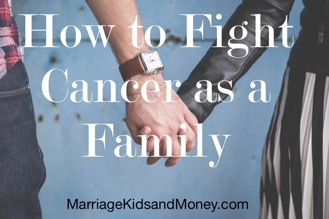 How to Fight Cancer as a Family – with Gene Villeneuve
