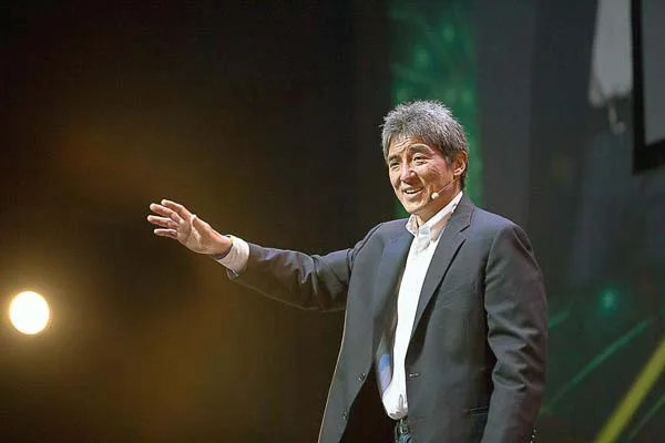 Guy Kawasaki Speaking