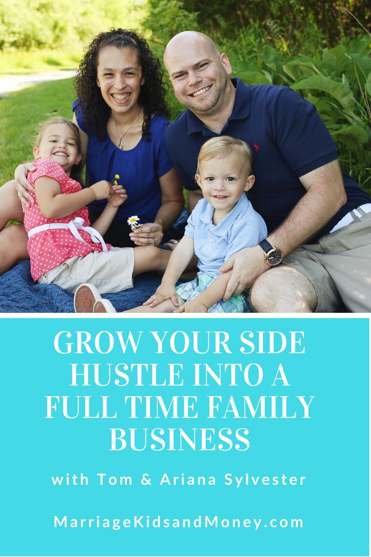 Entrepreneurship, Family Business, Side Hustle, Transition Careers